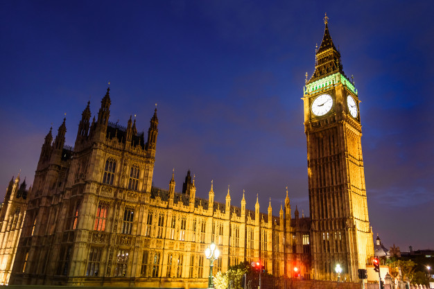 Big ben and house of parliament - brexit